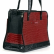 Red Croc Dog Carrier