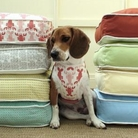 Seaside Tails Collection Dog Bed Slipcovers & Dog Pillow Beds