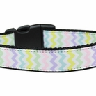 Spring Chevron Cat & Dog Collars & Leashes