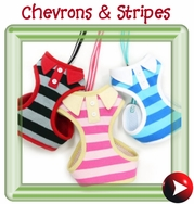 - chevrons & stripes