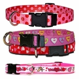 Valentine Dog Collars, Harnesses & Leashes by YDD