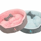 Witty Dog Bed by Pinkaholic