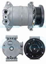 GM Compressor Chevrolet/GMC OEM# 1136558
