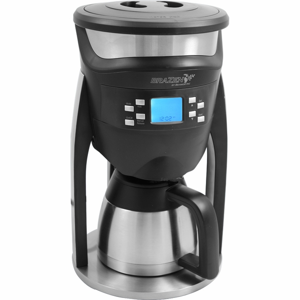 BEHMOR BRAZEN PLUS COFFEE BREWER 8 CUP