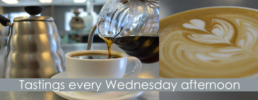 Tasting Day Wednesdays 12-4