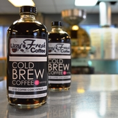 LIZZY'S COLD BREW COFFEE CONCENTRATE 16 OZ