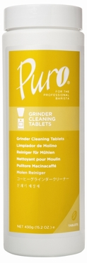 PURO GRINDER CLEANING TABLETS 15.2 OZ (PUROGRIND)