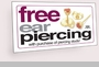Download Ear Piercing Sign 11 by 7 PDF