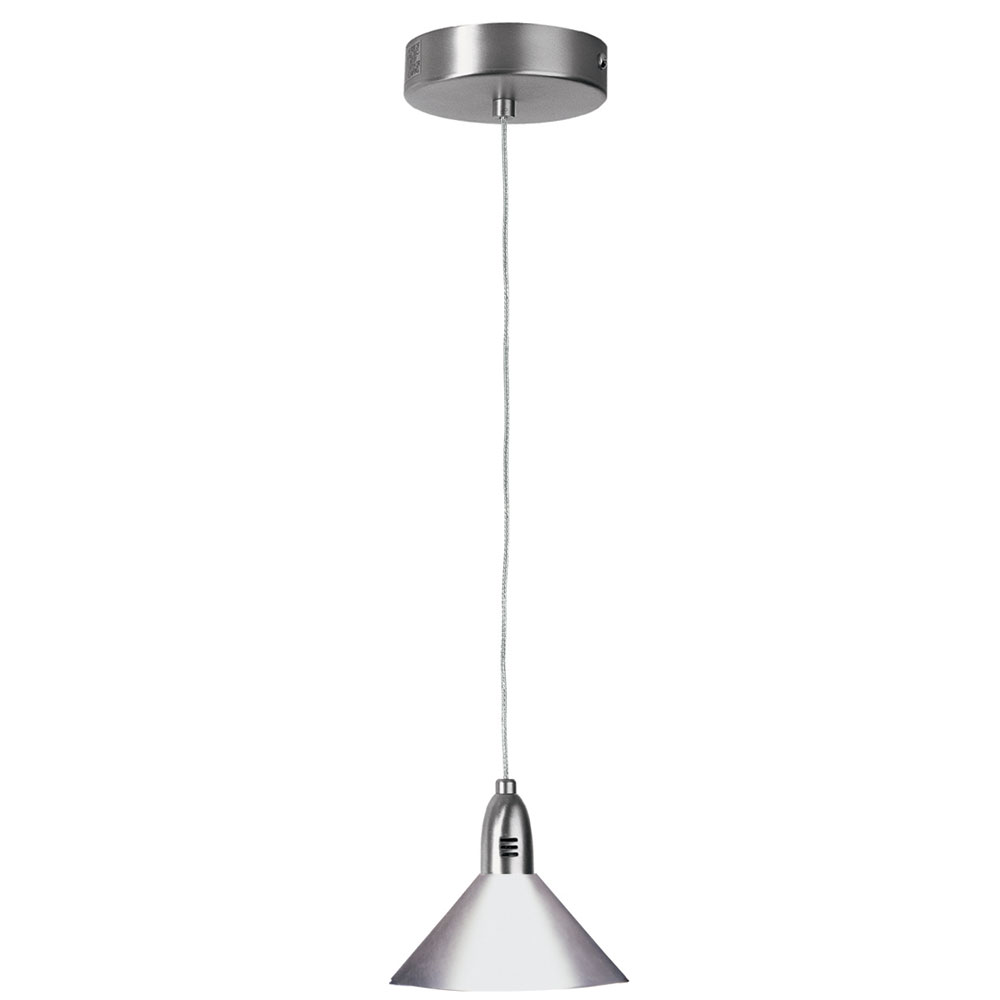 Dainolite Lighting DLSL401 MT SC 1 Light Halogen Pendant
