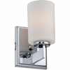 1 Light Taylor Bath Fixture shown in Polished Chrome by Quoizel Lighting - TY8601C