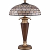 2 Light Lansburgh Tiffany Table Lamp by Quoizel Lighting - TF1573T