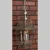 4 Light Newbury Outdoor Fixture shown in Pewter by Quoizel Lighting - NY1180P