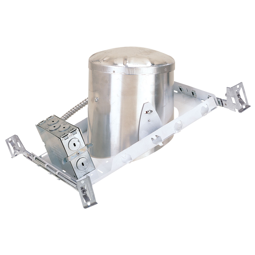 new construction sloped ceiling housing by nora lighting nhic 926qat