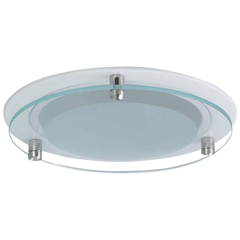 6 Inch Recessed Specular Clear Reflector For Decorative