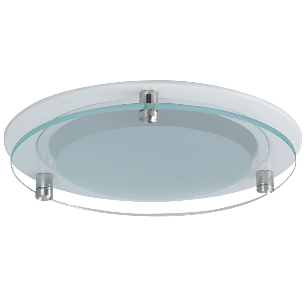 6 Inch Recessed Specular Clear Reflector For Decorative Glass Trim By Nora Li