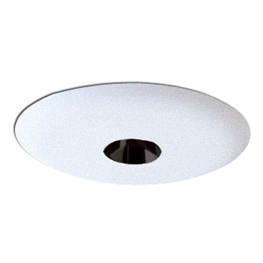 6 Inch Recessed Trim 1 3 4 Inch Metal Pinhole By Nora Lighting NT 50