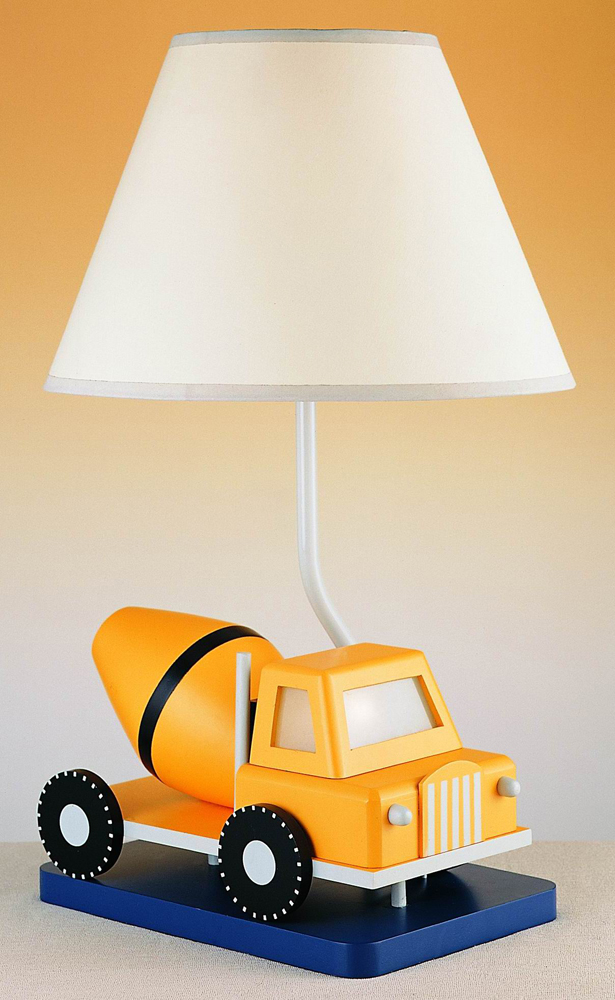 60W Construction Truck With Nite Light Lamp By Cal