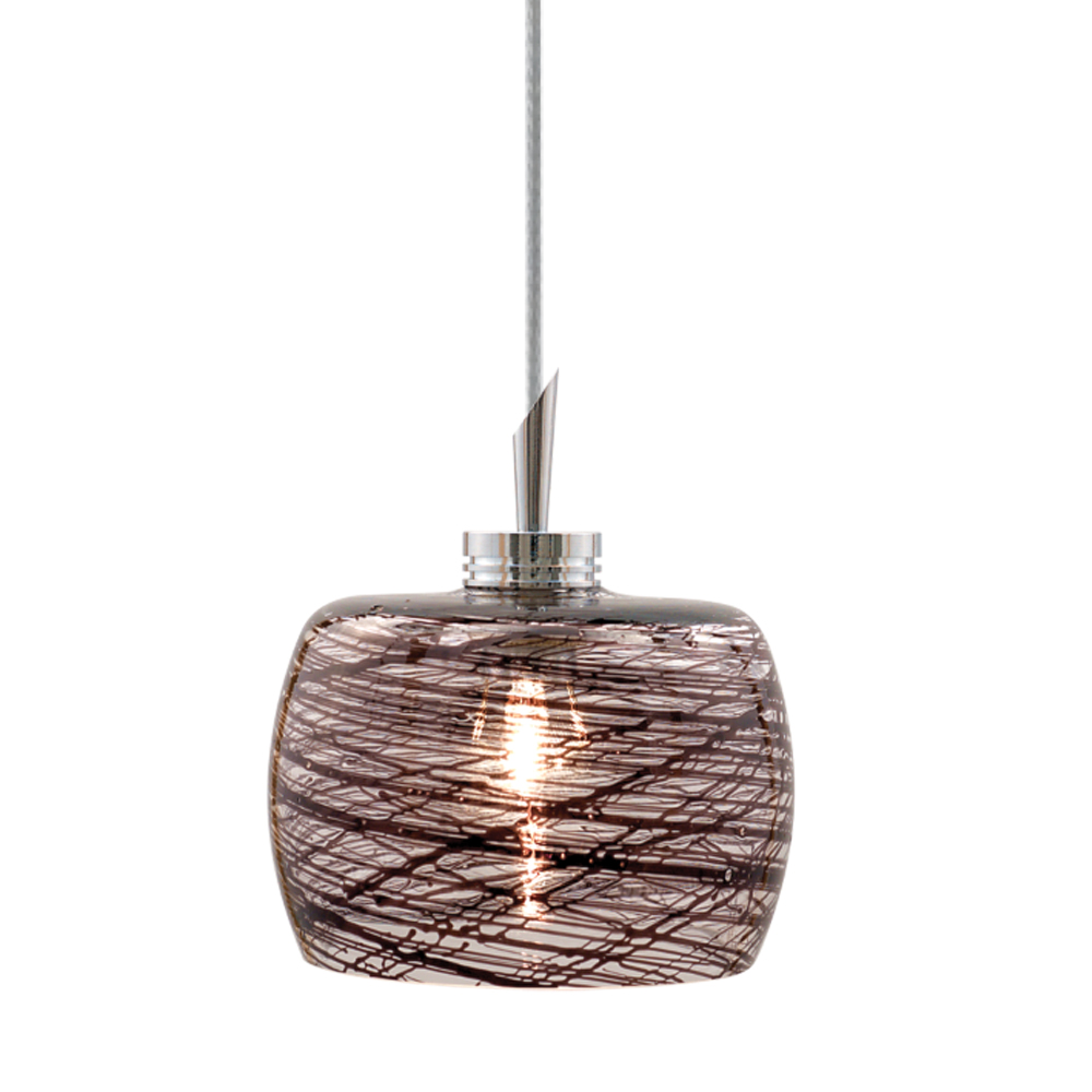 Jesco Lighting QAP114 Aidan Quick Adapt Low Voltage Pendant