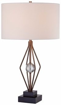 Ambience by Minka (12412-0) Table Lamp