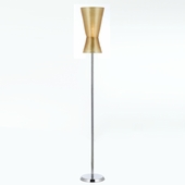 angelo:HOME Collection (8584-FL) Aimee 1 Light Floor Lamp by AF Lighting