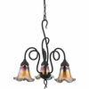 Bellissimo- Global Style Bellissimo  Chandelier In Imperial Bronze Finish From Quoizel Lighting- BLDS5103IB