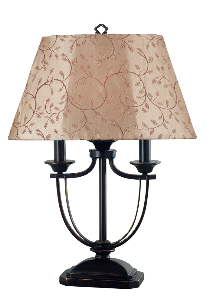 belmont outdoor table lamp shown in oil rubbed bronze finish by kenroy. Black Bedroom Furniture Sets. Home Design Ideas