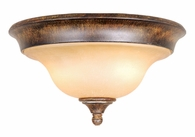 "Vaxcel Lighitng (BE-CCU130) Berkeley 13"" Flush Mount"