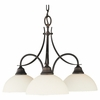 Murray Feiss (F1885) Boulevard 3 Light Chandelier