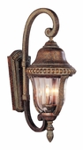 Braided 2 Light Hanging Lantern shown in Antique Bronze by Trans Globe Lighting