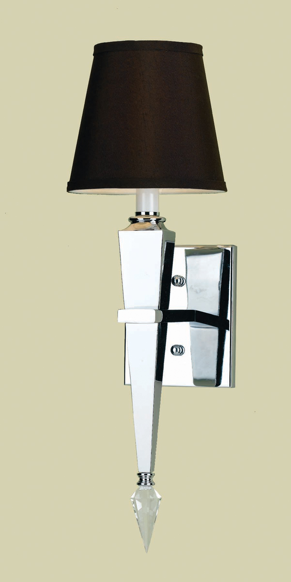Candice Olson Collection 6753 1w Margo 1 Light Sconce By
