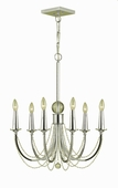 Candice Olson Collection (7701-6H) Shelby 6 Light Chandelier by AF Lighting