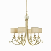 Candice Olson Collection (7901-6H) Lucy 6 Light Chandelier by AF Lighting