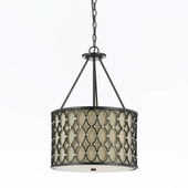 Candice Olson Collection (8102-3H) Cosmo 3 Light Pendant by AF Lighting