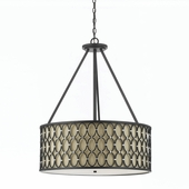 Candice Olson Collection (8217-5H) Cosmo 5 Light Pendant by AF Lighting