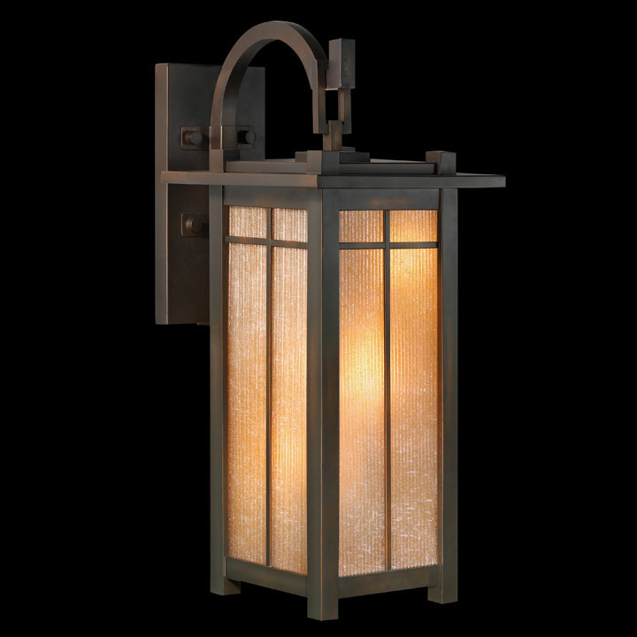fine art lamps 401281 capistrano 4 light large outdoor wall mount