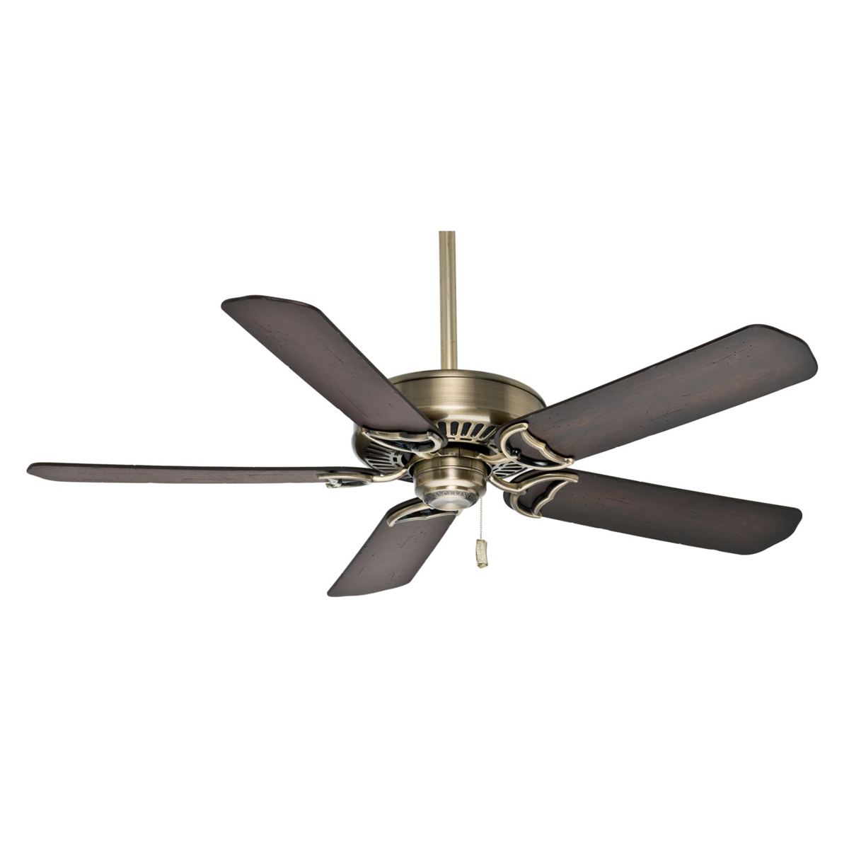 Casablanca Fan Company 55026 Ceiling Fan In Antique Brass