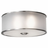 Murray Feiss (FM291) Casual Luxury 13 Inch Flush Mount