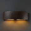 Justice Design (CER-5200) ADA Arc Wall Sconce from the Ambiance Collection