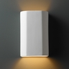 Justice Design (CER-5505) ADA Cylinder Wall Sconce from the Ambiance Collection