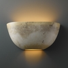 Justice Design (CER-5725) ADA Pocket Wall Sconce from the Ambiance Collection
