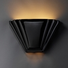 Justice Design (CER-2700) Alas Wall Sconce from the Ambiance Collection