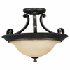 Cervantes Collection Semi Flush from Murray Feiss Lighting -SF231