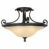 CLEARANCE -Cervantes Collection Semi-Flushmount from Murray Feiss Lighting -SF194