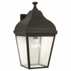 CLEARANCE -Terrace Collection Outdoor Lantern- Wall Brkt from Murray Feiss Lighting -OL4003