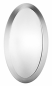 Cobalt Wall Sconce shown in Brushed Steel by Access Lighting