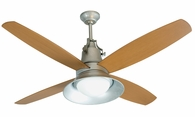 Craftmade (UN52GV4) Union 52 Inch Ceiling Fan in Galvanized & Matte Opal Glass