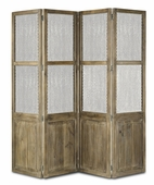 Currey & Company (3020) Cranbourne Folding Screen