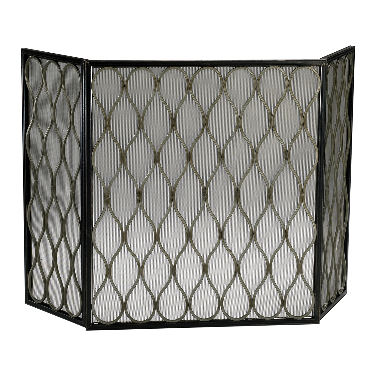 Fire Screens- Stained Glass Decorative Fireplace Screens, Iron Fireplace  Screens - Fire Screens- Stained Glass Decorative Fireplace Screens, Iron