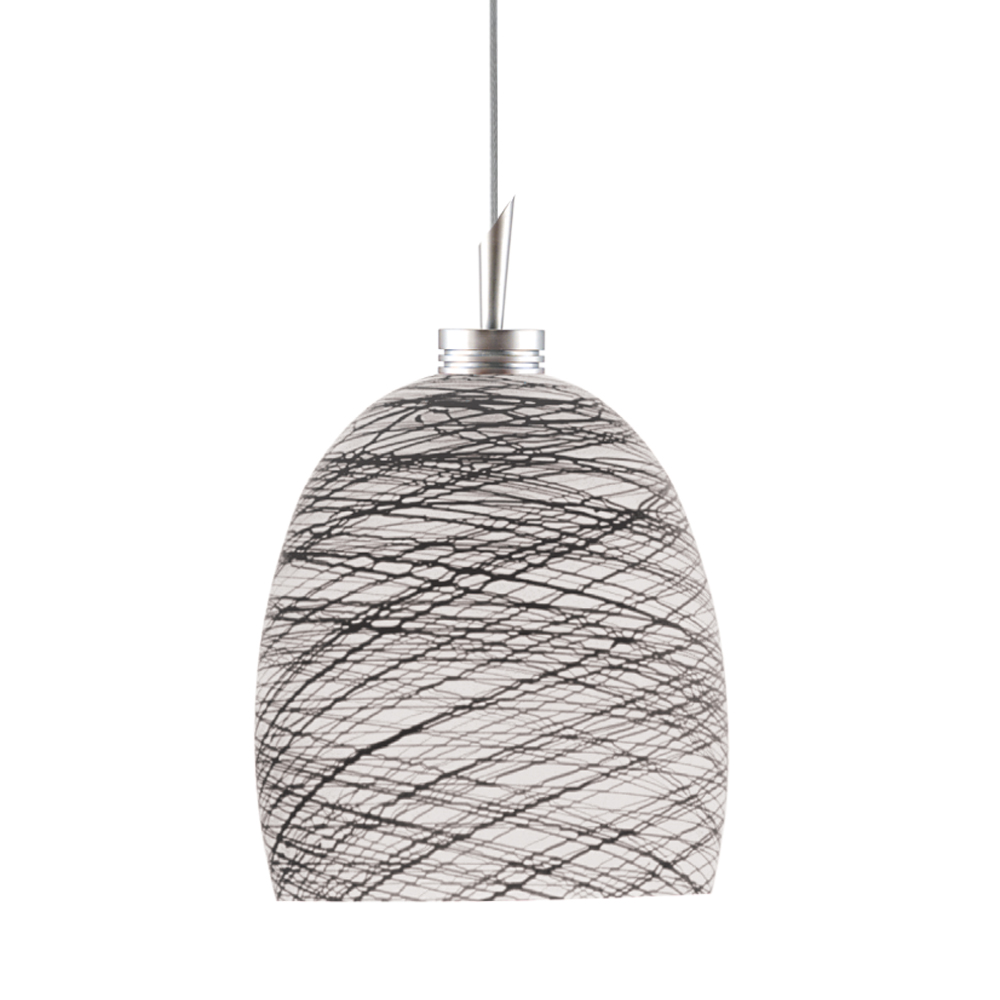 Jesco Lighting QAP113 Dallas Quick Adapt Low Voltage Pendant