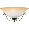 Duchess- European Style Duchess Wall Fixture In Palladian Bronze Finish From Quoizel Lighting- DH8801PN